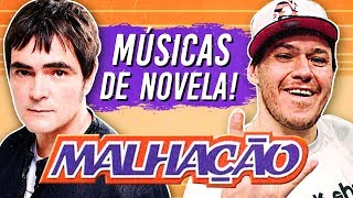 Download 5 Músicas de NOVELA que TODO MUNDO LEMBRA! 📺 🎵 (ft. Skank) Video