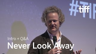 Download NEVER LOOK AWAY Cast and Crew Q&A, Sept 8 | TIFF 2018 Video
