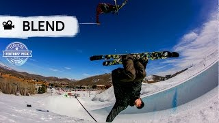 Download 2015 Line Blend Ski - THE ENTIRE MOUNTAIN IS YOUR TERRAIN PARK Video