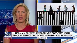 Download 'Totally Out of Control': Ingraham Says Dems Now the Defenders of Immigration 'Lawlessness' Video