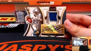Download The Greatest Case EVER! - 2/29 - 2015 Topps Supreme Football 16-Box Break #3 *PYT* Video