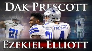 Download Dak Prescott and Ezekiel Elliott - Dak & Zeke Video