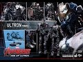 Download Hot toys - Ultron Mark 1 - MMS 292- Avengers : Age Of Ultron - Review Française Video