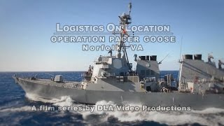 Download Logistics On Location: Operation Pacer Goose Video