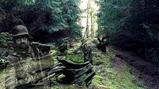 Download Berlin woods are still littered with WW2 stuff Video
