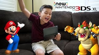 Download NEW NINTENDO 3DS XL! Video