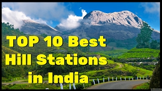 Download Top 10 Best Hill Stations in India - Most Beautiful Hill Station Video