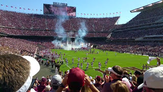 Download The Best Entrance in College Football: Texas A&M Aggies at Kyle Field in College Station, TX Video
