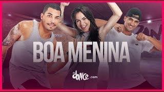 Download Boa Menina - Luísa Sonza | FitDance TV (Coreografia) Dance Video Video