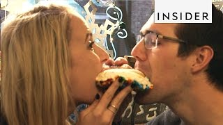 Download These loaded ice cream sandwiches are EXPLOSIVE Video