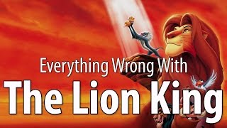 Download Everything Wrong With The Lion King In 13 Minutes Or Less Video