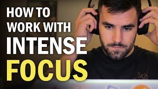 Download How to Study with INTENSE Focus - 7 Essential Tips Video