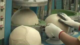 Download Adidas JABULANI BAll production- official ball FIFA World Cup 2010 in South Africa Video