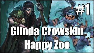 Download [Hearthstone] Glinda Crowskin Happy Zoo (Part 1) Video