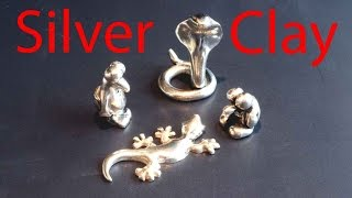 Download Metal Clay Sculpting (Silver) Video