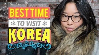 Download When You Should Visit Korea ♦ Winter, Spring, Summer or Fall? Video