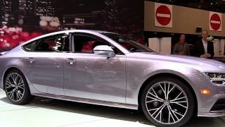 Download 2018 Audi A7 Quattro Limited Special First Impression Lookaround Review Video
