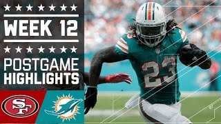 Download 49ers vs. Dolphins | NFL Week 12 Game Highlights Video