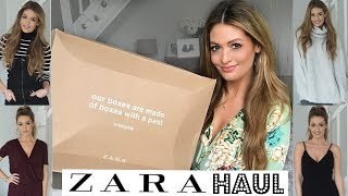 Download HUGE ZARA SALES HAUL UNBOXING AND TRY ON 2018 Video