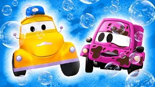 Download Tom the Tow Truck's Car Wash and BABY SUZY | TRUCK cartoons for KIDS Video