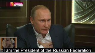 Download Putin: ″I am not your friend, I am the President of Russia″ Video