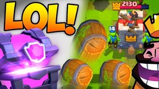 Download Magical Chest Crazy Deck! // Clash Royale Magical Chest Opening! Video