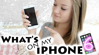 Download WHATS ON MY PHONE TAG | Julia Beautx Video