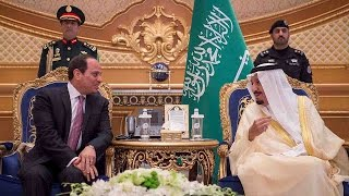 Download Terrorism to top agenda as Egyptian president meets Saudi king Video