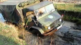 Download Unimog S404, Belgische Armee Video