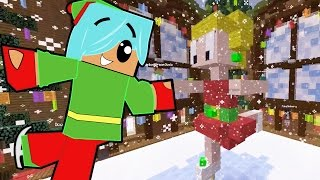 Download Minecraft / Christmas Build Battle on HyPixel / Gamer Chad Plays Video