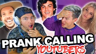 Download PRANK CALLING PEOPLE BUT WE CAN'T HEAR THEM Video