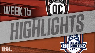 Download HIGHLIGHTS #OCvTUL | 06-23-2018 Video