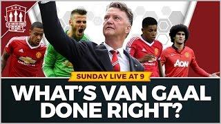 Download Man United Fan Debate | Van Gaal for another year! Video