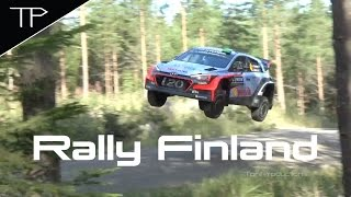 Download Day 1 Highlights - WRC Neste Rally Finland 2016 Video