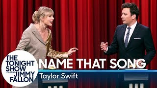 Download Name That Song Challenge with Taylor Swift Video