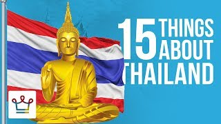 Download 15 Things You Didn't Know About Thailand Video
