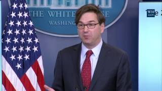Download 12/15/16: White House Press Briefing Video