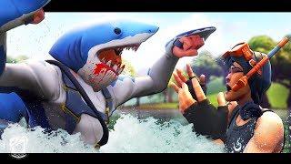 Download CHOMP'S SHARK STORY - A Fortnite Short Film Video