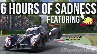 Download iRacing - 6 Hours Of Sadness FT. Boiley | iLMS 6 Hours Of Monza Video