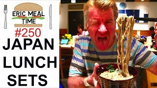 Download Japanese Traditional Lunch Sets - Eric Meal Time #250 Video