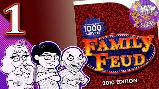 Download Family Feud, Ep. 1: Vampire Experts - Press Buttons 'n Talk Video