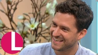 Download 'Our Girl's Ben Aldridge Defends Michelle Keegan's Glamorous Appearance | Lorraine Video