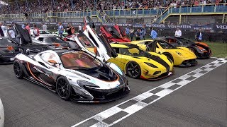 Download $50 MILLION HYPERCAR GATHERING IN THE NETHERLANDS! Video