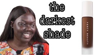 Download Fenty Beauty Pro Filt'r Foundation Review|| Nyma Tang #thedarkestshade Video
