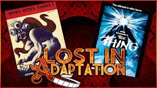 Download John Carpenter's The Thing, Lost in Adaptation ~ Dominic Noble & That Movie Chick Video