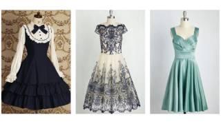 Download Top 100 Vintage cocktail dresses, vintage style dresses Video