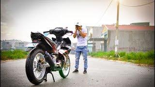 Download Đắng lòng thanh niên Exciter 150 hạ kiểng xuống ZIN để Tour Xuyên Việt / Decal Bình Dương Video