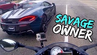 Download NOW THAT'S HOW YOU DRIVE A MCLAREN 570S! Video