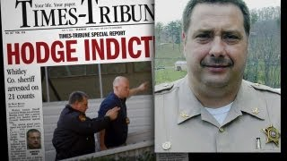 Download Corrupt Kentucky sheriff brought down by reporters Video
