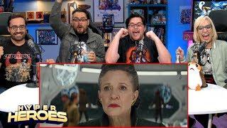 Download Star Wars: The Last Jedi Trailer Reaction Video